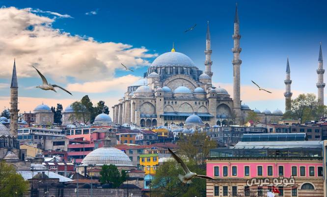 أفضل مجموعة صور السياحة في تركيا لعام 2019