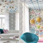 صور ديكورات حوائط جديدة 2019 للمنزل
