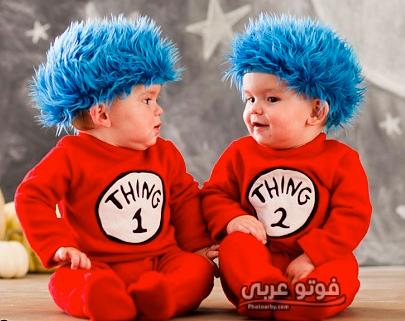 اجمل صور أطفال توأم 2019 افضل صور أطفال توائم جميله فوتو عربي