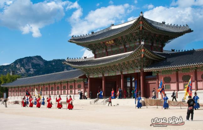أجدد مجموعة صور عن السياحة في كوريا الجنوبية 2019
