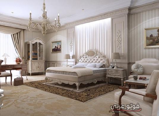 فوتو عربي احدث الوان دهانات غرف النوم ٢٠١٩ رائعة