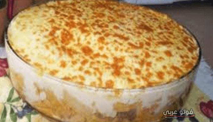 أحي صور مكرونة بشاميل 2019 اطباق شهية