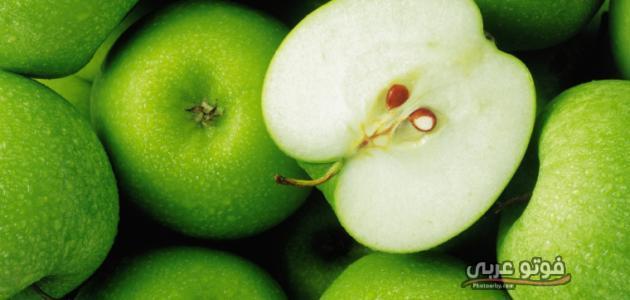فوائد التفاح الأخضر للبشرة والتخسيس والجنس