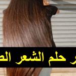 ماذا يدل تفسير رؤية الشعر الطويل في الحلم