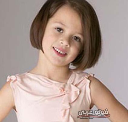 قصات شعر اطفال بنات عمر سنه