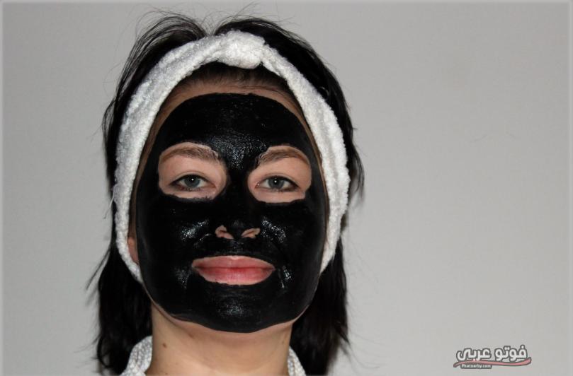 ماسك الفحم للتخلص من الرؤوس السوداء وازالتها في المنزل