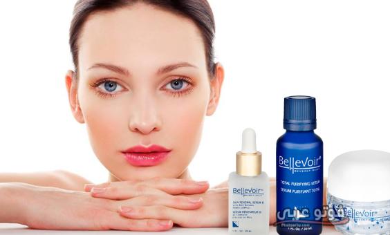 روتين مستحضرات العناية بالبشرة ملف شامل Skin care