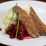 خطوات وصفة سمك الرنجة مع التوت في المنزل