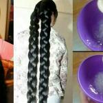 طريقة تطويل الشعر وتكثيفه بطرق طبيعية في البيت