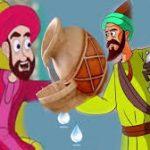 قصة الساقي والملك والوزير للاطفال