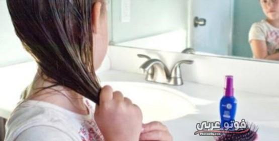 زيوت شعر للاطفال المفضلة
