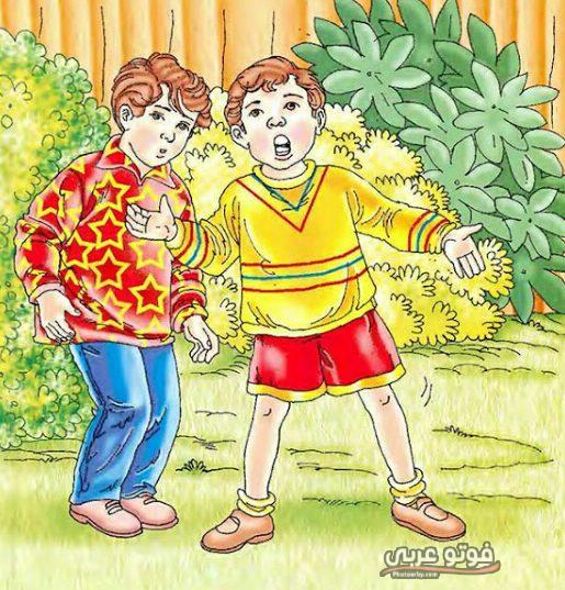 قصص واقعية مكتوبة للاطفال