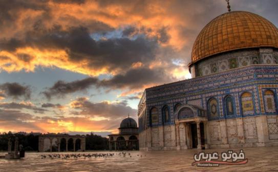 صور وخلفيات القدس والمسجد الاقصي 2020