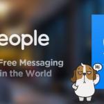 تطبيق mypeople Messenger 2020 للدردشة عبر الأندرويد مجانا