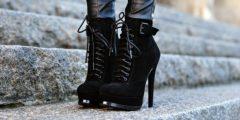 أحذية شتاء موضة 2020 Winter shoes