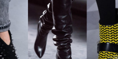 أحذية الشتاء أحدث صيحات الموضة 2020
