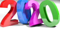 صور رأس السنة الميلادية جديدة 2020 رسائل تهنئة Happy New Year