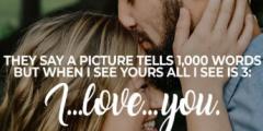 صور حب مكتوب عليها كلام رومانسي للمرتبطين 2020
