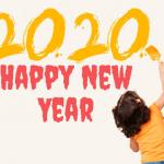 رسائل رأس السنة Messages Happy New Year 2020