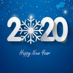 تصميمات كفرات العام الجديد 2020 للفيس بوك