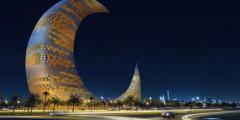 صور هلال رمضان 2020