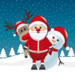 صور احلي بابا نويل للسنة الجديدة 2020 خلفيات بابا نويل كريسماس