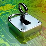 بحث عن أمن المعلومات والبيانات والانترنت وفوائده