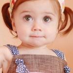 صور اطفال بنات كيوت وأجمل 10 بيبيهات لهذا العام