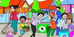 كيفية المحافظة علي ممتلكات المدرسة من التخريب