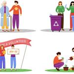 أهمية الاعمال التطوعية في المدرسة للطلاب في المجتمع