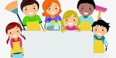 صور عن النظافة وصور تعليم الاطفال النظافة