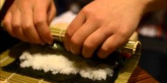 طريقة عمل السوشي في البيت بدون مجهود