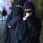 صور بنات بالنقاب الاسود 2020