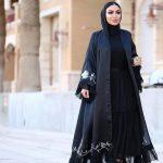 فساتين سواريه محجبات 2019