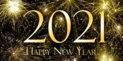 رسائل تهنئة رأس السنة الميلادية 2021