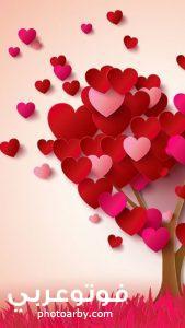 احدث خلفيات صور وردية رومانسية للهاتف
