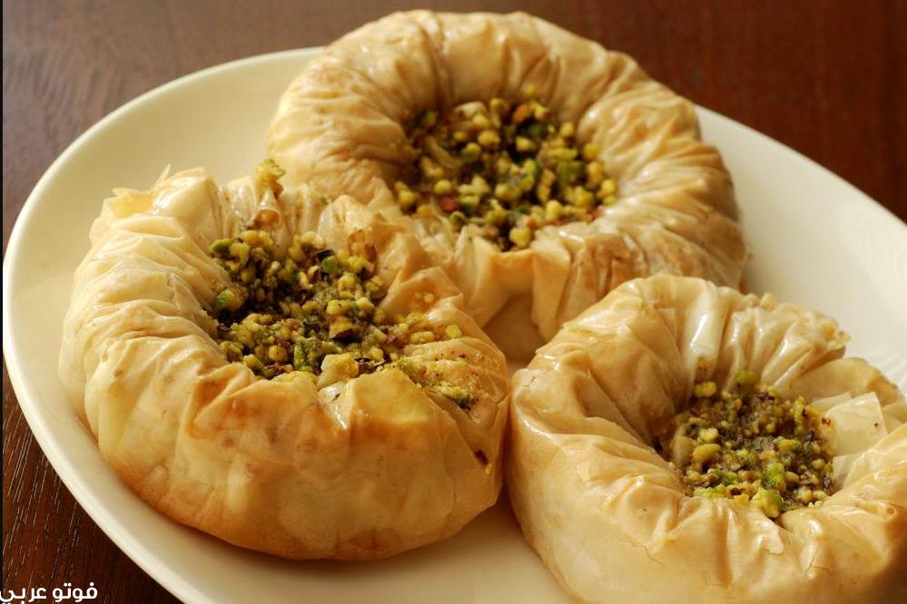 حلويات رمضان سهلة في المنزل